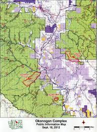 Chelan Washington Map by Okanogan Complex Fires News Brief Methow Grist