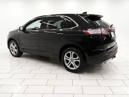 lexus rx 350 certified used certified pre owned 2015 ford edge titanium sport utility in