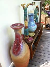 a photo essay of scargo pottery and art gallery the parsley way