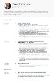 Resume Objective Financial Analyst Professional Report Ghostwriting Site For College Sample