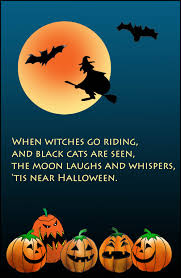 Witches Poems For Halloween Halloween Greeting Cards