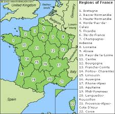 province france french provincial map area map of france political geography