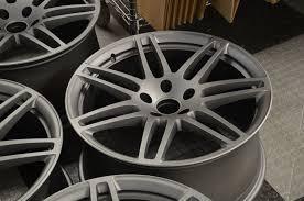audi titanium wheels audi q7 21 inch sline wheels refinished powder coated to ti