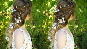 Beautiful Fairies by Beautiful Princess Fairy Curl Hairstyle Pretty Hairstyles