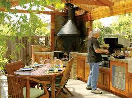 back yard kitchen ideas backyard kitchen myhomeideas