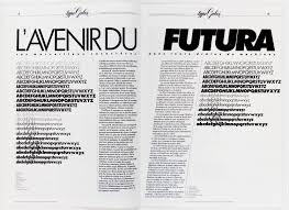 cherie futura l avenir du futura un texte pr礬monitoire de novembre 1980