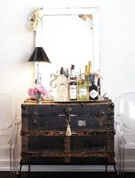 belle maison functional furniture luggage trunks