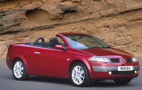mitsubishi convertible 2003 renault megane cabriolet review 2003 2005 parkers