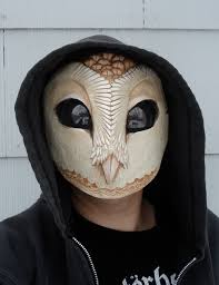 owl mask owl mask with by missmonster on deviantart