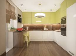 light green kitchen architecture stylish and bright tropical family house feature