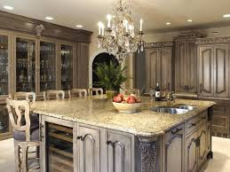 large kitchen ideas 1000 ideas about large kitchen island on side return