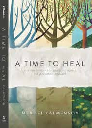 the rebbe book rabbi discusses his new book on suffering and loss a time to