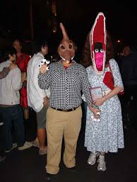 Halloween Costume Beetlejuice Weho Halloween Costume Carnaval Los Angeles Kabc7 Photos