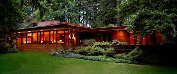One Level Houses Frank Lloyd Wright Influences Awesome 11 Usonian One Level Homes