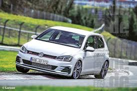 vwvortex com here are pics of the new mk7 golf gti facelift and