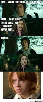 Hermione Memes - harry and hermione by richard ramage 92 meme center