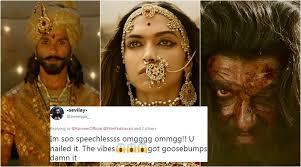 5 Deepika Padukone Controversies That Stunned Bollywood - padmavati trailer deepika padukone ranveer singh and shahid kapoor