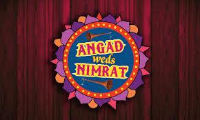 Bollywood Invitation Cards Angad Weds Nimrat Wedding Invitation Card On Behance