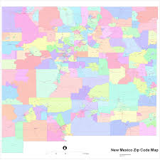 Red River New Mexico Map by New Mexico Zip Code Maps Free New Mexico Zip Code Maps