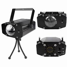remote led stage light water wave effect projector led dj disco
