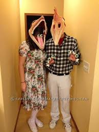 10 Scariest Halloween Costumes 25 Scary Couples Costumes Ideas Scary Couples