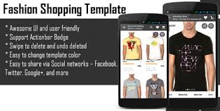 layout download android android fashion shopping template by launk codecanyon