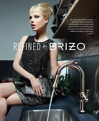 Brizo Faucets Kitchen Brizo Unveils Fashion Inspired Campaign