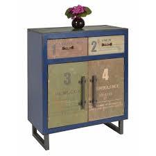 armoire vintage chambre armoire commode vintage design industriel achat vente commode