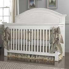 Seashell Crib Bedding Dolce Babi Lucca Panel Convertible Crib In Sea Shell