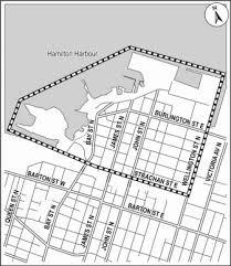 Limeridge Mall Floor Plan How To Define Hamilton U0027s Neighbourhood Boundaries And Localisms
