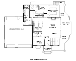 contemporary craftsman house plans house plan 85235 at familyhomeplans