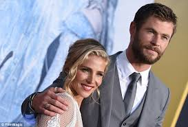 carriã re mariage chris hemsworth s career strained marriage to elsa pataky daily