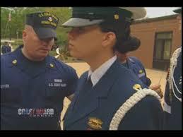 coast guard honor guard episode 1 youtube
