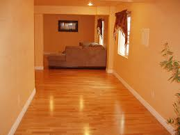 Floating Floor For Basement by Floating Wood Floor Installation