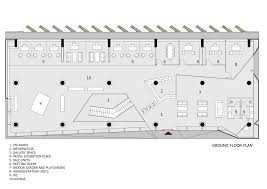 Ground Floor Plan Gallery Of Office Building In Istanbul Tago Architects 35