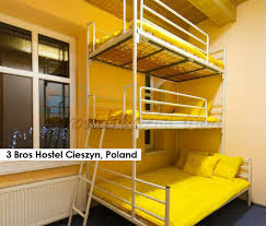 Types Of Bunk Beds 10 Awesome Types Of Bunk Beds At Hostels By Design Top Design