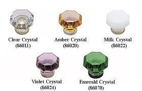 Emtek Glass Cabinet Knobs Emtek 1 1 4