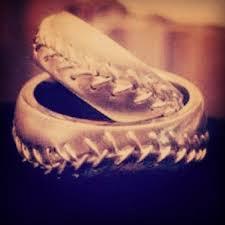 Baseball Wedding Ring by Best 25 Baseball Wedding Bands Ideas On Pinterest Baseball