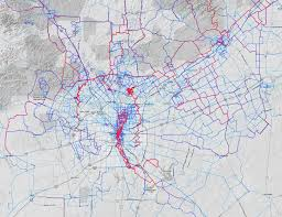 Lackland Afb Map Interactive Map Shows Where We Run And Bike In Sa The Daily