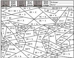 2 DOSSIERS de Travail autonome CP CE1 Coloriages magiques en maths