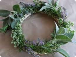 herb wreath herb wreath