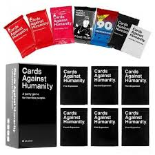 cards against humanity expansion cards against humanity uk edition