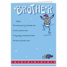 Brother Design Cards Funny Brother Birthday Cards U2013 Gangcraft Net