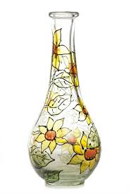 Glass Vase Painting Painting Glass Jars And Vases Thriftyfun