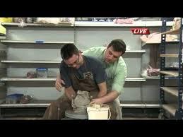 film ghost scene pottery reporter spoofs ghost pottery scene youtube