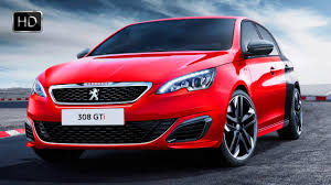 new peugeot sports car new peugeot 308 gti by peugeot sport launch trailer design hd