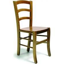 chaises cuisine chaise de cuisine en bois venise