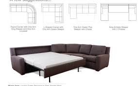American Leather Sofa Bed Reviews Sofa Gripping Comfortable Sofa Bed For Daily Use Canada