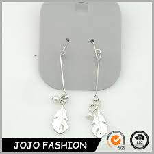one sided earrings one feather earrings one feather earrings suppliers and