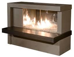 afd manhattan fireplace modern ventless gas fireplace
